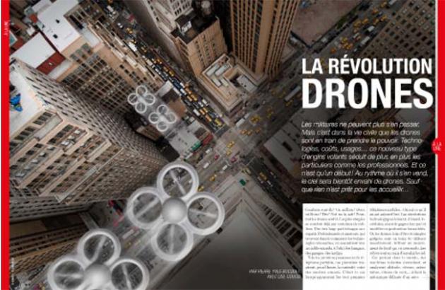 REVOLUTION-DRONE