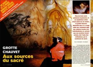Grotte Chauvet, aux sources du sacré