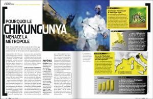 Pourquoi le chikungunya menace la Métropole S&V 1137