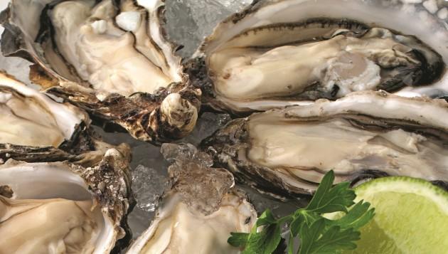 Qu'il s'agisse des huîtres ou du gingembre, l'effet sur la mécanique sexuelle est en fait indirect. / Ph. Tim Hill/Food and Drink Photos/Corbis