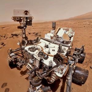 Fière de ses prestations sur la planète Mars, l'an dernier, Curiosity s'est photographié en majesté. Photo NASA.