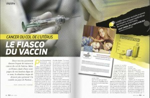 S&V 1136 vaccin HPV