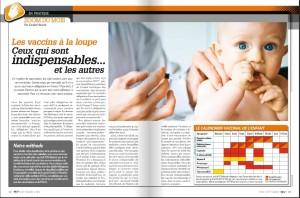 S&V 1140 vaccins