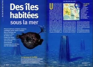 S&V 997 habita sous-marin