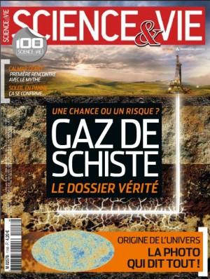 Gaz de schiste - S&V1148