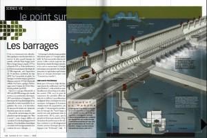 S&V 1087 les barrages point sur