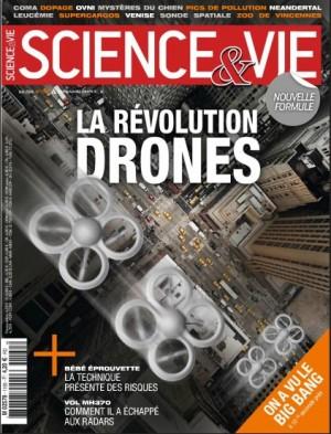 S&V 1160 couv drone