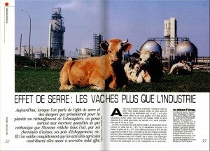 S&V 876 effet de serre vaches