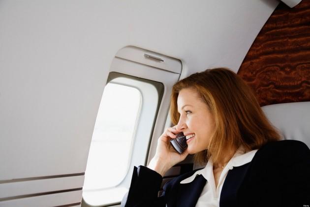 L'interdiction de téléphoner dans un avion a été levée (Ph. Sam Churchill via Flickr CC BY 2.0)