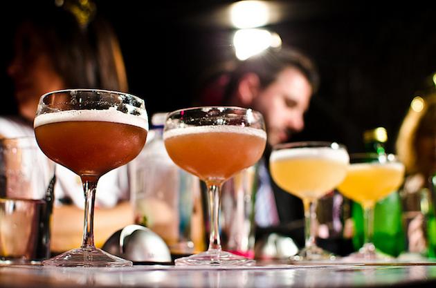 """Un adolescent sur deux pratique le """"binge drinking"""" en France / Ph. Marnie Joyce via Flickr CC BY SA 2.0"""