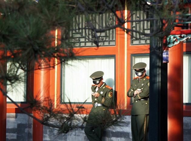 En Chine, la défense de la sécurité informatique est une matière sensible. / Ph. Ph. Matthias Mendler via Flickr - CC BY SA 2.0