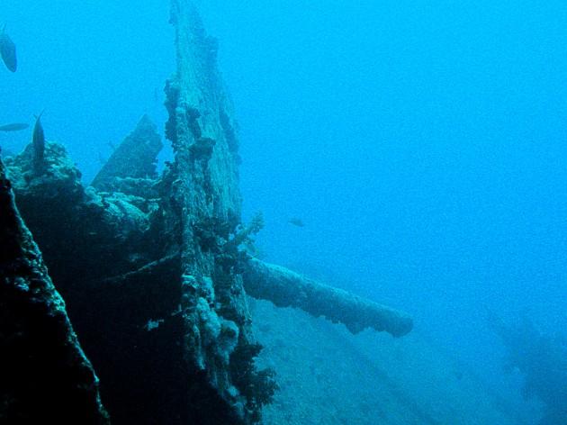 Les épaves datant des deux Guerres mondiales jonchent les fonds océaniques (Ph. ollografik via Flickr CC BY 2.0)