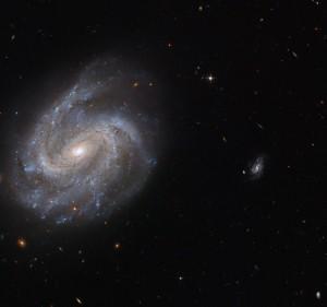 Galaxie spirale NGC 201 (ESA/Hubble&NASA)