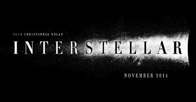 "L'affiche du film ""Interstellar"" qui sort en salles ce 5 novembre. / Ph. Global Panorama via Flickr CC BY SA 2.0"