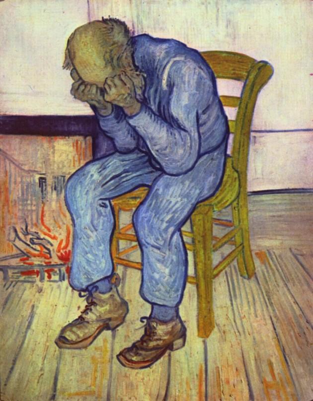 La dépression selon Vincent van Gogh