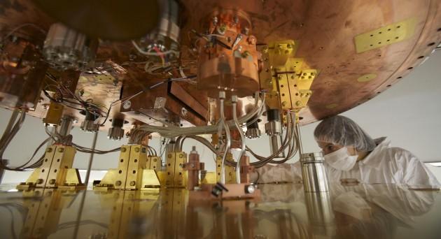 L'enceinte de refroidissement de l'expérience CUORE utilise du plomb vieux de 2000 ans (CUORE collaboration)