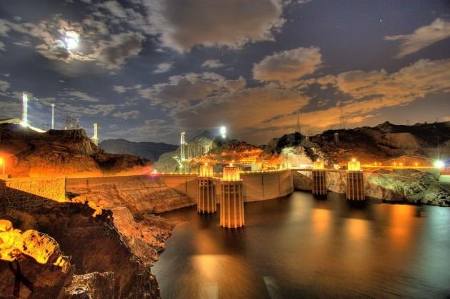 Barrage hydraulique. La pénurie d'énergie ne menace pas l'humanité (janie.hernandez55 via Flickr CC BY 2.0)