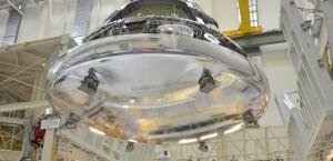 Le bouclier thermique d'Orion (Nasa)