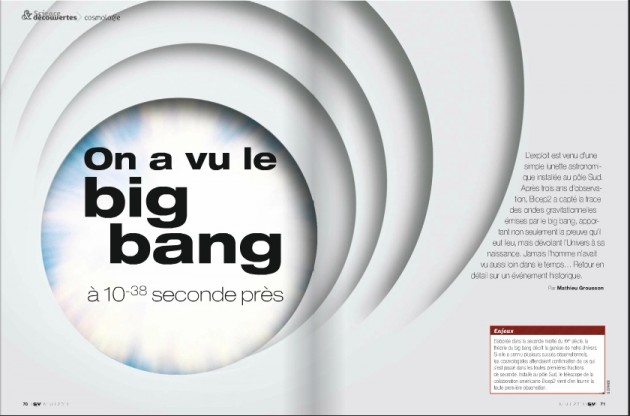 S&V 1160 - On a vu le big bang