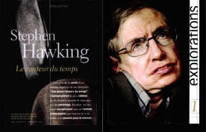 S&V 1058 rencontre Stephen Hawking