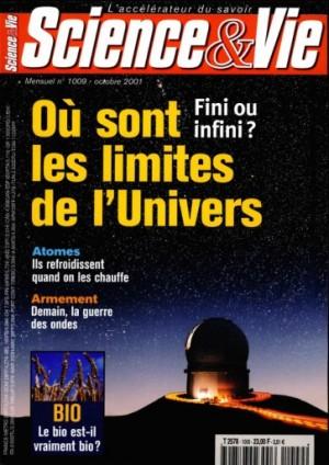 S&V 1009 limites de l'univers