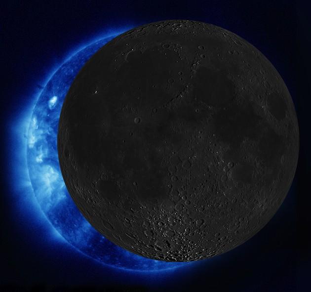 Le 20 mars, une éclipse du soleil se produira, qui sera totale par endroits dans l'hémisphère nord. / Ph. © M. Kontente - S&V
