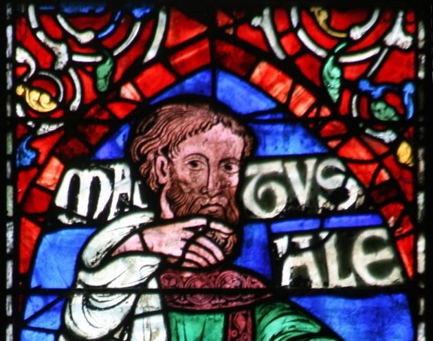 Atteindrons-nous bientôt les 969 années, l'age de Mathusalem ? Fragment de vitrail représentant Mathusalem de la Cathédrale de Canterbury (Ph. Robert Scarth via Flickr CC BY 2.0)