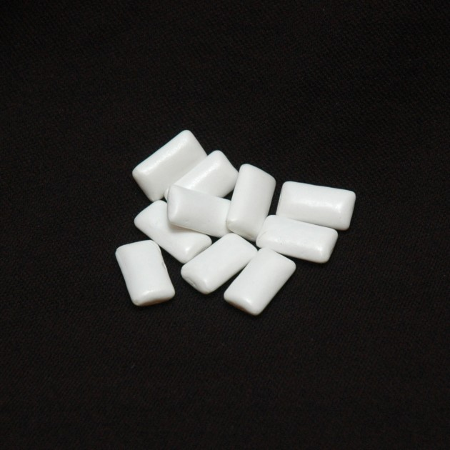 """Selon les chercheurs de l'université de Reading, mâcher du chewing-gum atténue le syndrome du """"ver d'oreille"""" (Pascua Theus Wikicommons CC BY-SA 2.5)"""