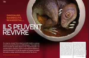 S&V 1131 - dinosaures revivre