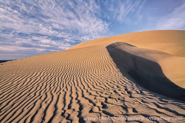 Pourquoi les dunes chante-t-elles ? Plusieurs hypothèses sont en lice (Ph. Charles Knowles via Flickr CC BY 2.0)