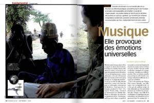 S&V 1104 - 2009 musique emotions