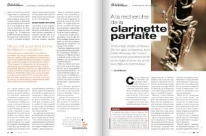S&V 1165 - 2014 clarinette