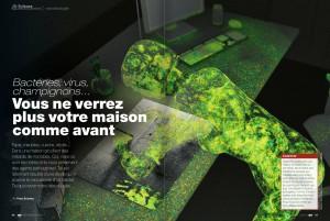 S&V 1169 - microbes maison