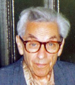 Paul Erdos en 1992 (Ph. Topsy Kretts via Wikicommons CC BY 3.0).