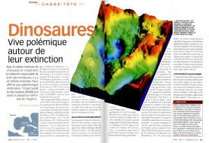 S&V 1040 - dinosaures polemique volcan