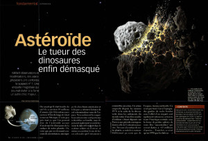 S&V 1083 - asteroide dinosaures