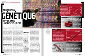 S&V 1135 - genetique sequencage