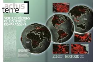 S&V 1159 - globes forets