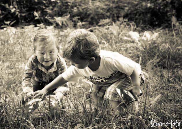 """La phase du """"Pourquoi?""""  permet à l'enfant de se familiariser avec la causalité du monde (Ph. Steve C via Flickr CC BY 2.0)."""