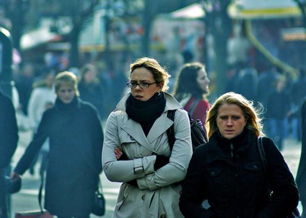 Face au froid, la thermorégulation implique une réponse de la circulation, du métabolisme, et du cerveau. - Ph. Ktoine / Flickr / CC BY SA 2.0