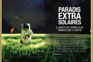 Capture paradis extraterrestres S&V