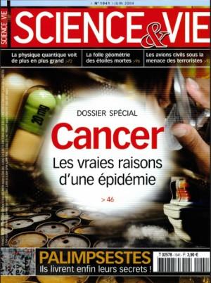S&V 1041 - Cancer epidemie