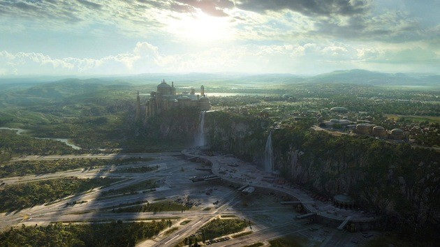 La planète Naboo, théâtre des deux premiers épisodes de la saga, possède une jumelle bien réelle... - Ph. © Lucasfilm