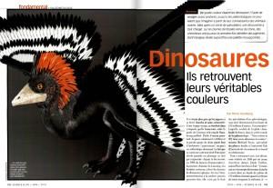 S&V 1113 - dinosaures couleurs