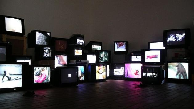 Télé, tablettes, LED... dans tous les cas, notre rétine n'apprécie pas. - Ph. PSS / Flickr / CC BY 2.0