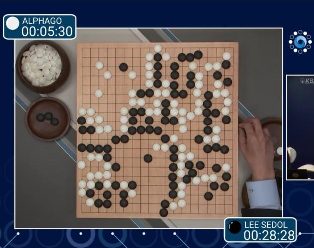 Lee Se-dol vs AlphaGo Google DeepMind Challenge