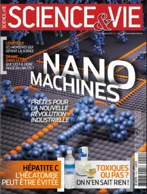 S&V 1140 Nanomachines - couv
