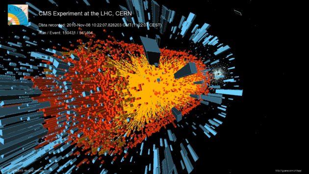 Si le LHC ne découvre pas rapidement quelque chose, c'est toute la physique qui pourrait vaciller (crédit : Cern)