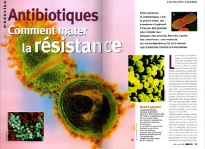 S&V 991 - resistance antibiotiques