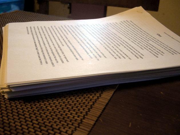 Si elles sont conservées dans de bonnes conditions, les photocopies peuvent durer indéfiniment ! - Ph. Jo Naylor CC BY 2.0